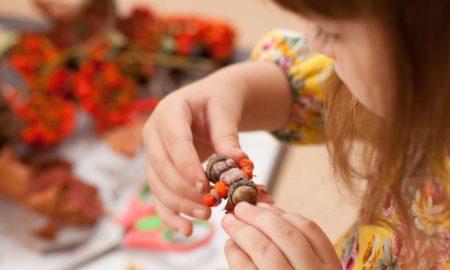 Jesienne DIY dla dzieci i dorosłych