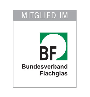 Mitglied im Bundesverband Flachglas (BF)