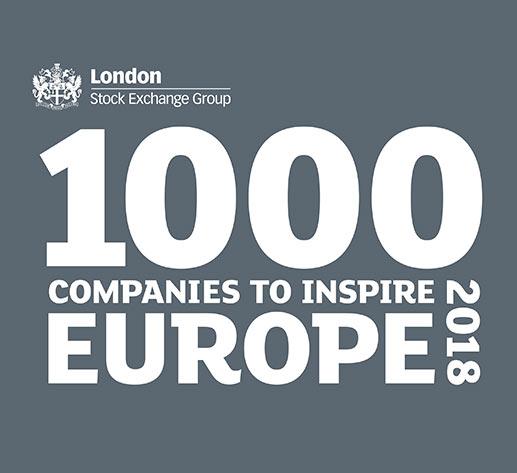 Die OKNOPLAST Gruppe zählt zu den 1.000 Unternehmen, die Europa inspirieren.